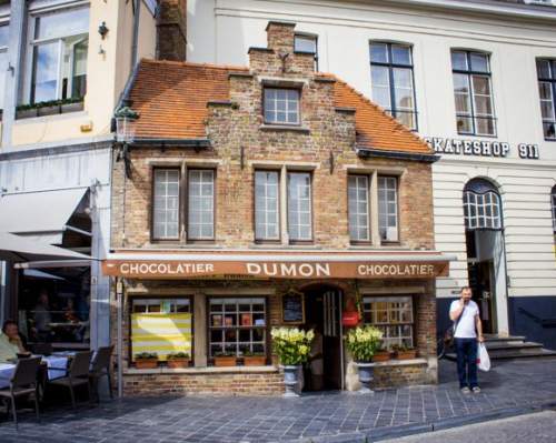 Photo found on F traverseafar.com. Dumon Chocolate Shop